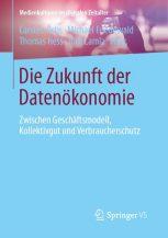 Zukunft-Datenoekonomie (Buch)