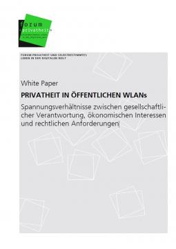 Privatheit in öffentlichen WLANs